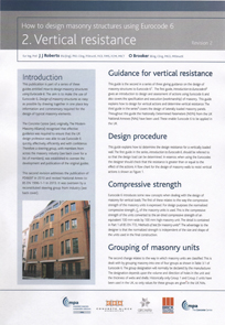 support material rh eurocode6 org Masonry Construction Details Concrete Masonry Unit
